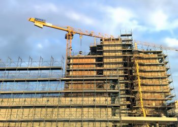 Mortgage loans for under construction property